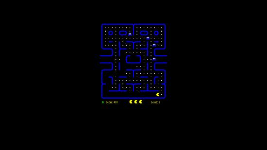 PACMAN CRAZE gameplay