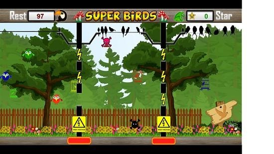 Super Birds Gameplay