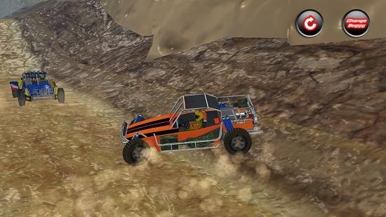 Buggy Simulator gameplay