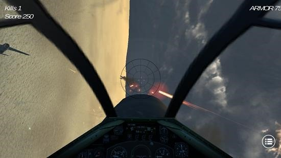 Combat Flight SImulator gameplay