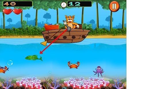 Fishing Cat score
