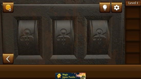 Pirate Escape puzzle