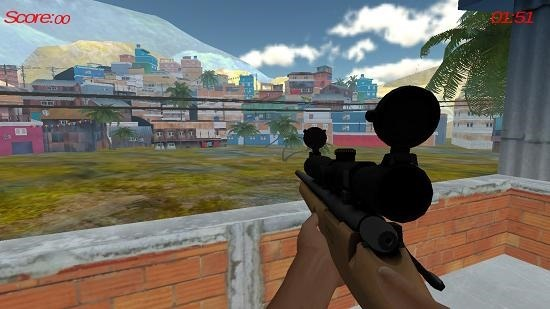 Sniper Shooter Simulator Gameplay