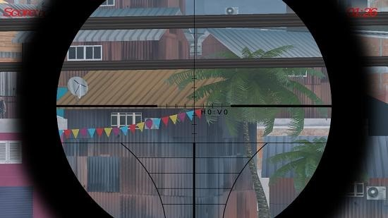 Sniper Shooter Simulator scope
