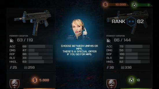 Overkill 3 armory
