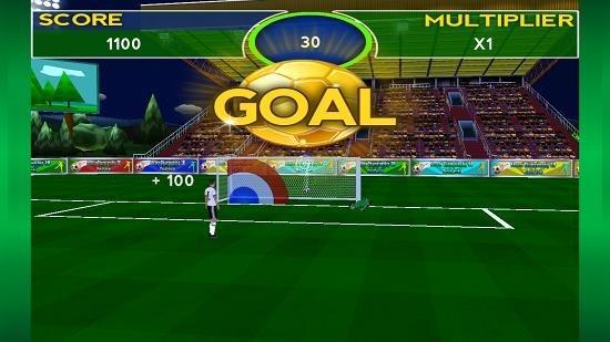 Soccer Championship 3D goal