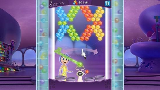 Inside out thought bubbles gameplay