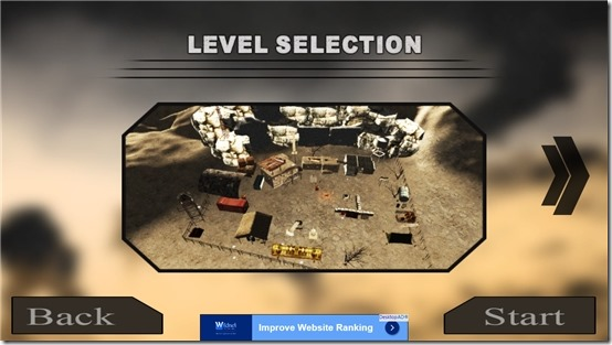 Free Shooting Game for Windows 8: Mountain Sniper Reloaded