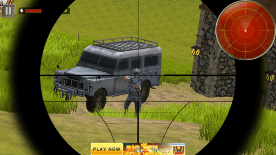 Shooting Game For Windows 8