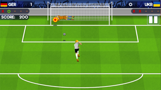 football game for Windows 8