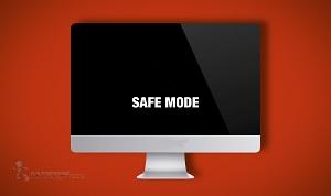 Запустить компьютер в безопасном режиме
