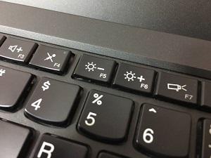 отключить клавиатуру на ноутбуке