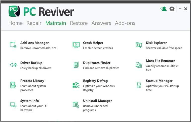 PC Reviver 3.9.0.22 Crack Free Full version Here 2020 Download