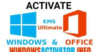 KMS Ultimate Activator – Windows 7 Crack Loader Free Download