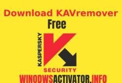KAVremover – KAVremover Download Free Tool – KasperSky Free
