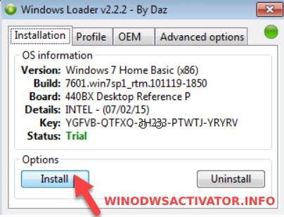 Windows Loader Download And Installation
