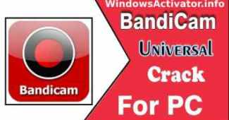 BandiCam 4.5.0.1587 Crack - BandiCam Download Free Screen Recorder
