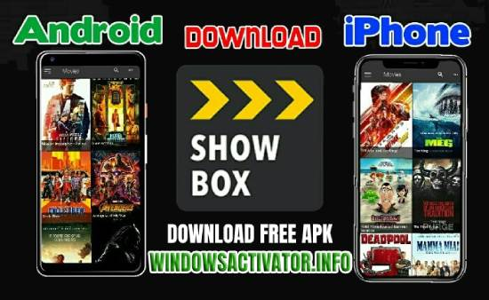 ShowBox APK Download and Install
