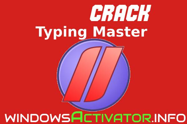 Typing Master Full Version Free Download with Key – Master 10 Crack