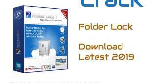 Folder Lock 7.8.0 Crack - Free Download Folder Lock For PC Latest 2019