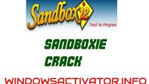 Sandboxie 5.33.1 Crack + Free Download SandBox For Windows {2020}