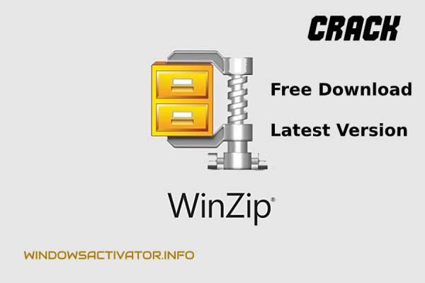 WinZip Pro Crack - Free Download WinZip Driver updater {Latest 2019}
