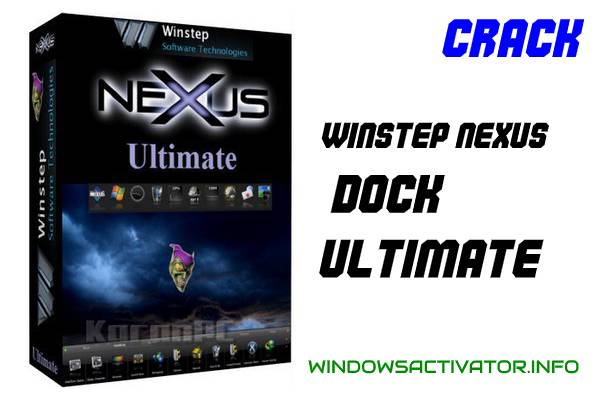 Winstep Nexus Dock 19.2 Ultimate Crack Free Download Latest 2020