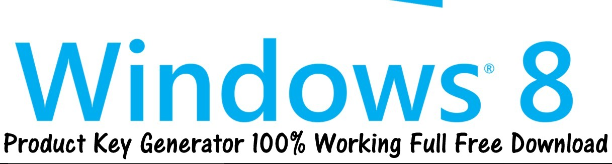 windows 8 product key generator download