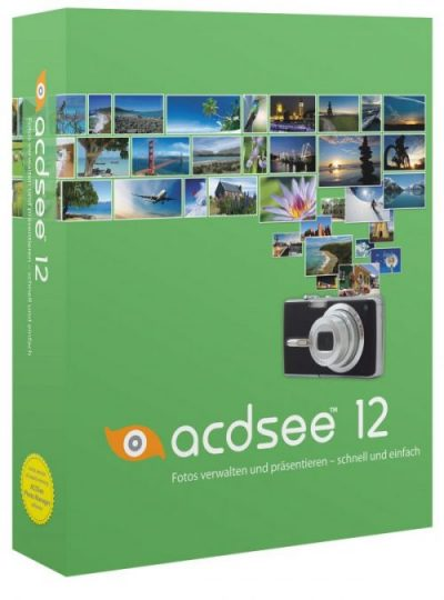ACDSee Photo Manager 12 Crack With Serial Key Working 100%