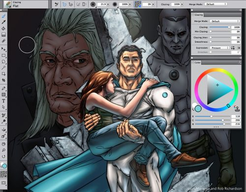 Corel Painter 2017 [LATEST] Crack With Serial Keys Free Download