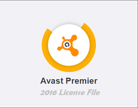 Avast Premier 2018 Crack & License Key [License File] Till 2050