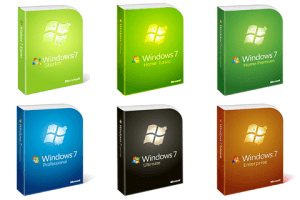 Windows 7 All Editions ISO (x86/x64) Pre-Activated
