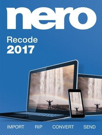 Nero 2018 Recode Crack Full Version Free Download