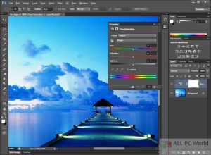 Adobe Photoshop CC 2018 Crack With Serial Key Free Download