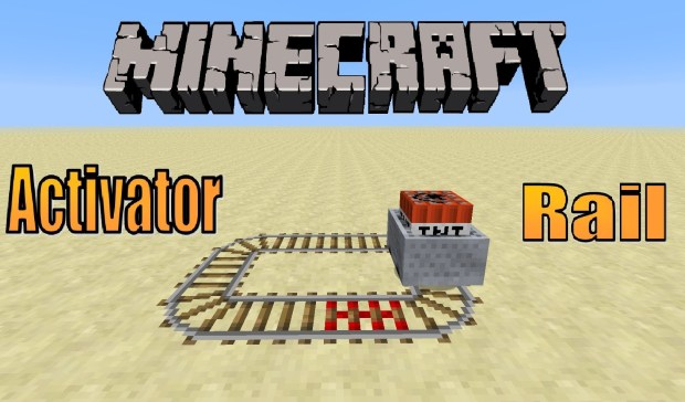 MineCraft Activator Rail Full Free