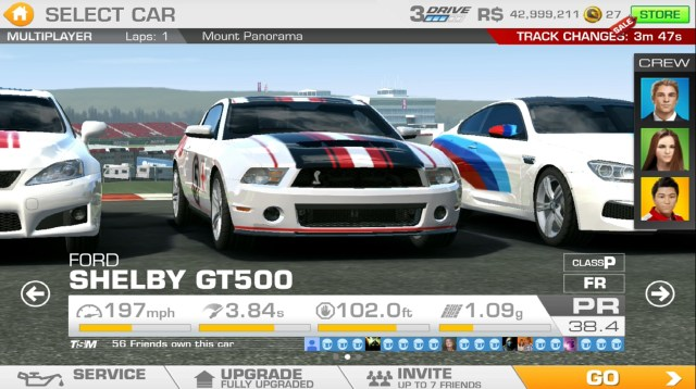 Real Racing 3 5.1.0 APK for Android Free Download