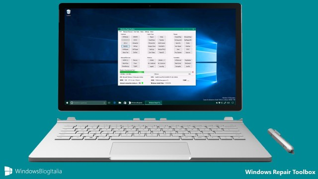Windows Repair Toolbox Portable Latest Version Free Download