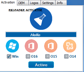 Reloader Activator for Office