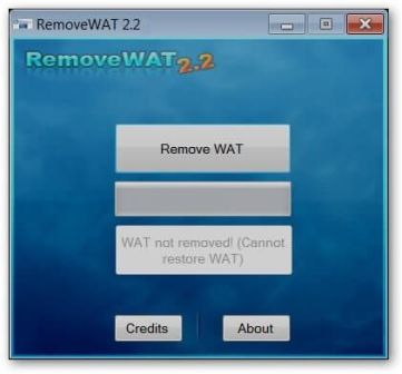 RemoveWAT 2.2.9 download
