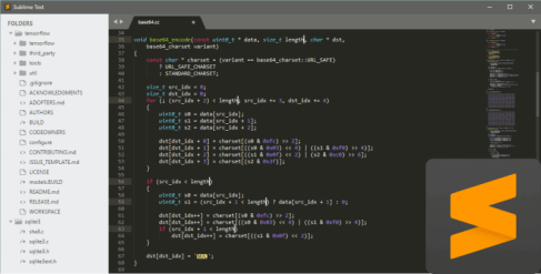 Sublime Text 3.2.2 License Key Latest 2021 For All ...