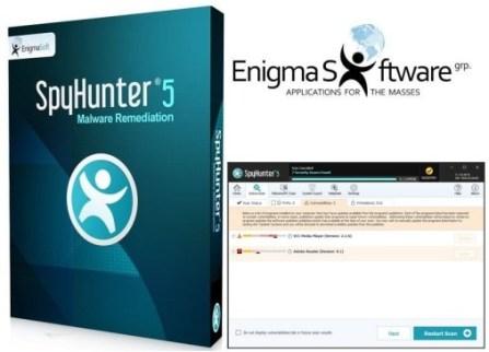 SpyHunter 5 Serial Key free download