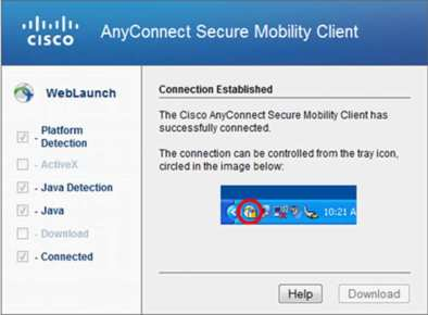cisco anyconnect 4.8