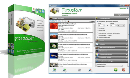 Fotosizer Professional Edition crack latest