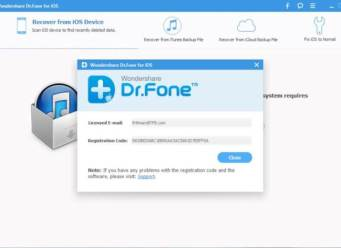 Wondershare Dr Fone 2021 crack