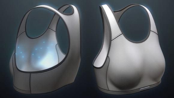 ropa interior capaz de detectar tumores mamarios