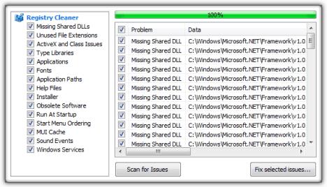 Eliminar el Registro de Windows con CCleaner