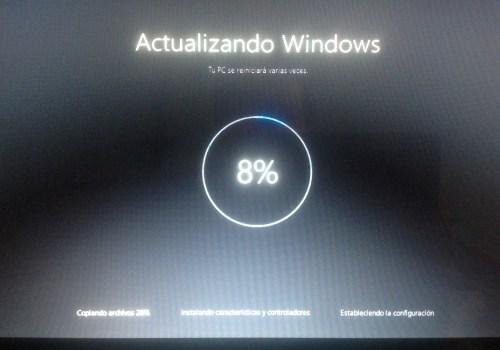 Gran Actualización de Windows 10