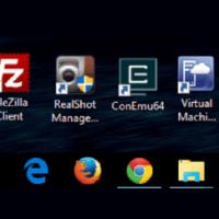 Truco Windows 10: Cómo cambiar el tamaño de iconos en la Barra de Tareas