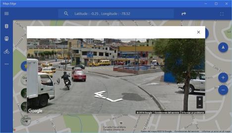 Maps Edge