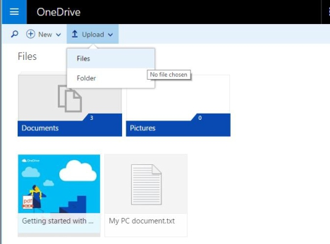 OneDrive en Windows 10